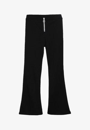 NKFLINGE - Trousers - black