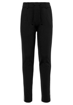 NKFLORNELIA IDA  - Trousers - black