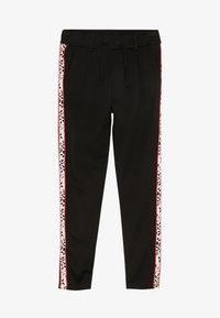 Name it - NKFLEXI IDA NORMAL PANT - Pantaloni - black - 2