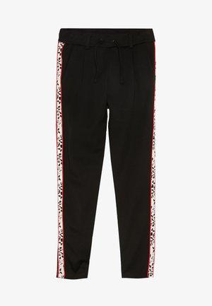 NKFLEXI IDA NORMAL PANT - Pantaloni - black