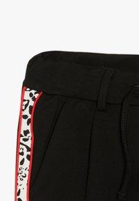 Name it - NKFLEXI IDA NORMAL PANT - Pantaloni - black - 3