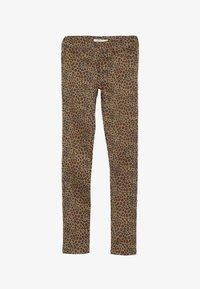 Name it - NKFPOLLY TWIATINNA - Spodnie materiałowe - brown sugar - 2