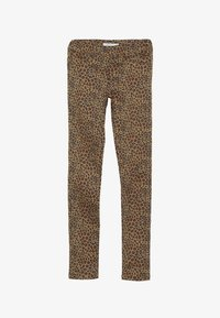 Name it - NKFPOLLY TWIATINNA - Trousers - brown sugar - 2