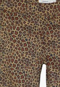 Name it - NKFPOLLY TWIATINNA - Spodnie materiałowe - brown sugar - 3