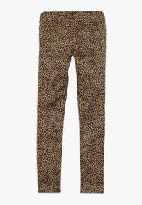 Name it - NKFPOLLY TWIATINNA - Spodnie materiałowe - brown sugar - 1