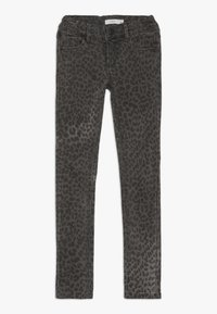 Name it - NKFPOLLY TWITULEO PANT  - Jean slim - dark grey - 0