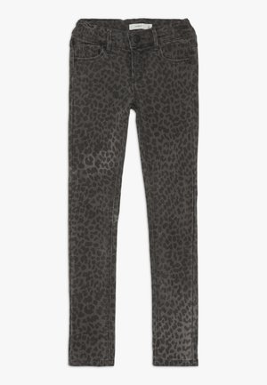 NKFPOLLY TWITULEO PANT  - Jean slim - dark grey