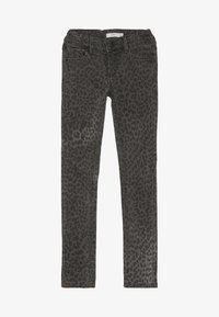 Name it - NKFPOLLY TWITULEO PANT  - Jean slim - dark grey - 2