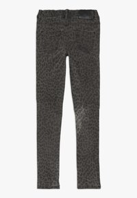 Name it - NKFPOLLY TWITULEO PANT  - Jean slim - dark grey - 1