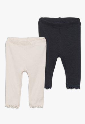 NBFNORTHA 2 PACK - Leggings - Trousers - dark sapphire