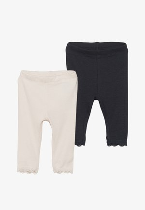 NBFNORTHA 2 PACK - Leggings - Trousers - dark sapphire