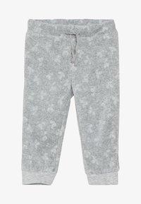 Name it - NBFNAIA PANT - Trousers - grey melange - 2