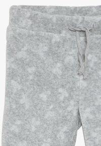 Name it - NBFNAIA PANT - Trousers - grey melange - 3