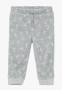 Name it - NBFNAIA PANT - Trousers - grey melange - 0