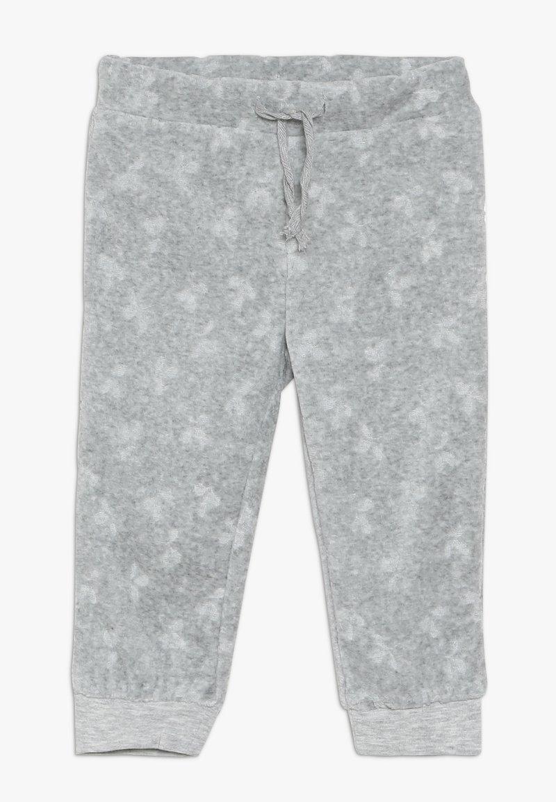 Name it - NBFNAIA PANT - Trousers - grey melange