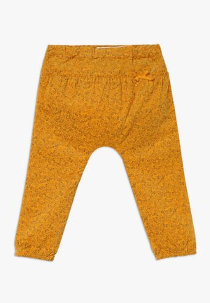 NBFNICOLE PANT - Trousers - golden orange