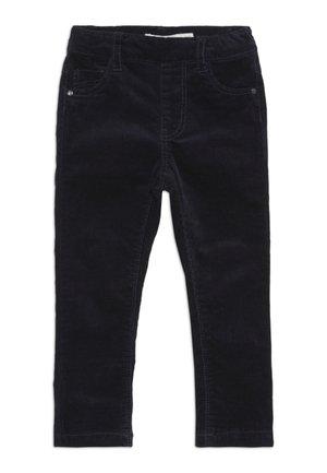 NMFPOLLY LEGGING - Trousers - dark sapphire