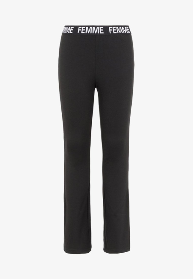 Name it - Pantalones - black