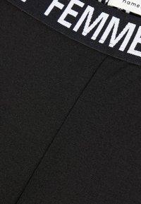Name it - Pantalones - black - 2