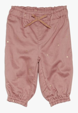 NBFRIVER PANT - Trousers - dusty rose