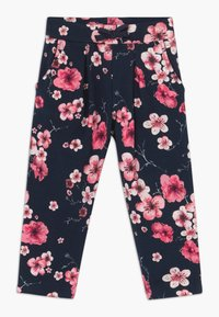 Name it - NMFTOCHERRY PANT - Trousers - dark sapphire - 0