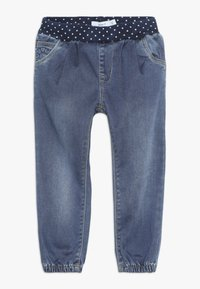 Name it - NMFBIBI PANT - Džíny Relaxed Fit - medium blue denim - 0