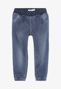 Name it - NMFBIBI PANT - Džíny Relaxed Fit - medium blue denim - 2