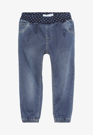 NMFBIBI PANT - Jean boyfriend - medium blue denim
