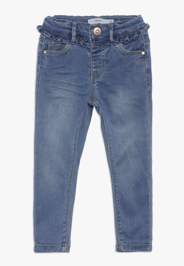 NMFPOLLY PANT - Jeans Skinny Fit - medium blue denim