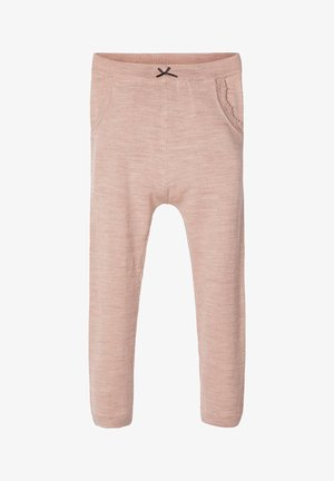 Trousers - burnished lilac