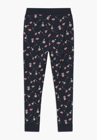 Name it - NKFBEATE  CAMP - Pantaloni sportivi - dark sapphire