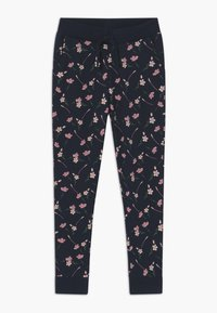 Name it - NKFBEATE  CAMP - Pantaloni sportivi - dark sapphire - 0