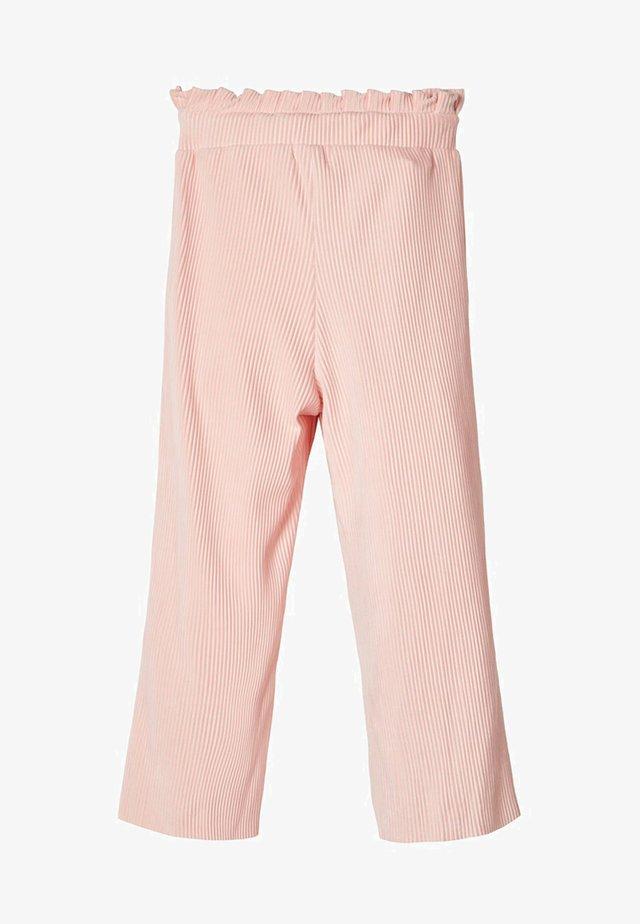Broek - silver pink