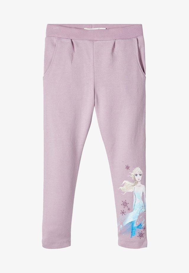 Pantaloni sportivi - purple