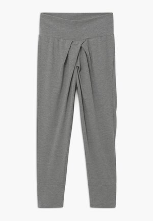 NKFVAIA SOLID PANT - Tracksuit bottoms - grey