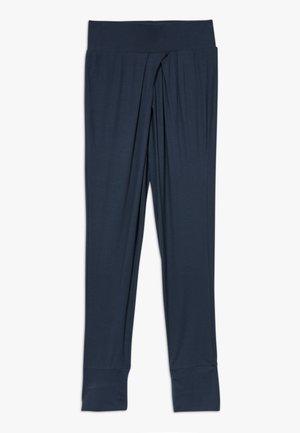 NKFVAIA SOLID PANT - Teplákové kalhoty - dark sapphire
