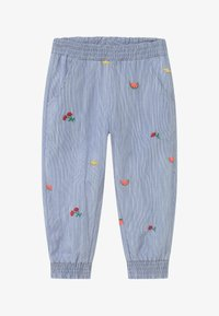 Name it - NMFDENISE PANT - Trousers - dazzling blue - 2