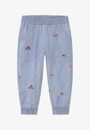 NMFDENISE PANT - Pantalon classique - dazzling blue