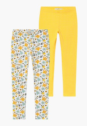 NMFVIVIAN 2 PACK - Legging - aspen gold