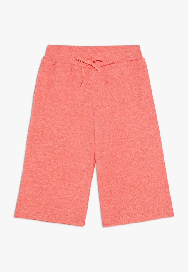 NMFHASWEET CULOTTE PANT - Bukse - calypso coral