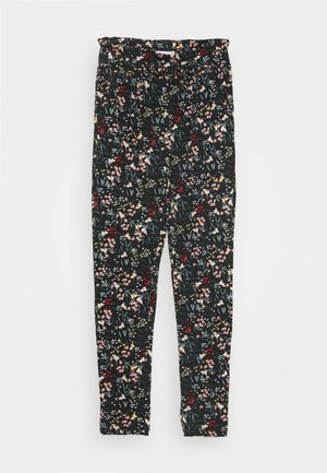 NKFLAUREN PANT - Trousers - black