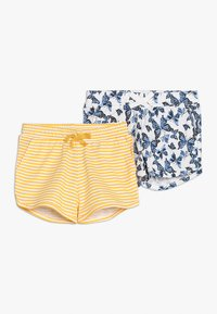 Name it - NMFVIGGA MINI 2 PACK - Pantalones - bright white - 0