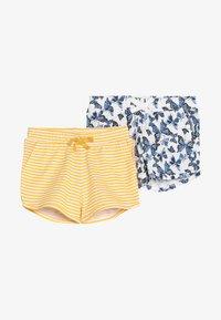 Name it - NMFVIGGA MINI 2 PACK - Pantalones - bright white - 4