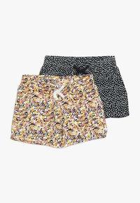 Name it - NKFVIGGA 2 PACK - Shorts - dark sapphire /bright white - 0