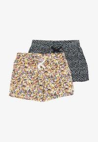 Name it - NKFVIGGA 2 PACK - Shorts - dark sapphire /bright white - 4