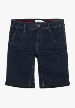 SOFUS - Shorts vaqueros - dark blue