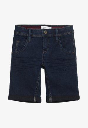 SOFUS - Jeansshort - dark blue
