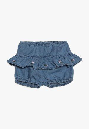 NBFABIANA  - Jeansshort - medium blue denim
