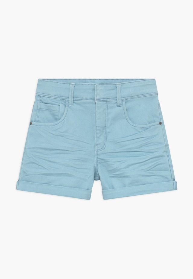 NKFROSE MOM - Denim shorts - dream blue