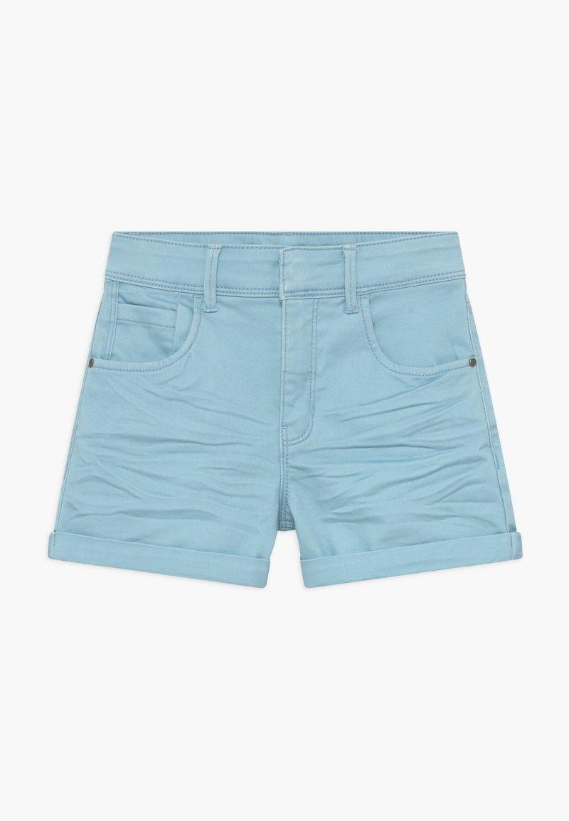 Name it - NKFROSE MOM - Denim shorts - dream blue